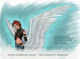 Hidden Angel by FlyingGekko774