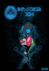INVADER ZIM - TRON