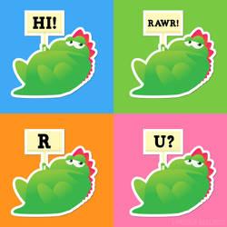 RAWR R U?