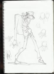 MJ - Sketch