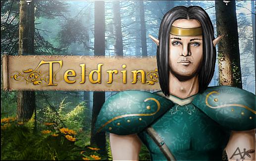 Teldrin by AvleenVarAnahid