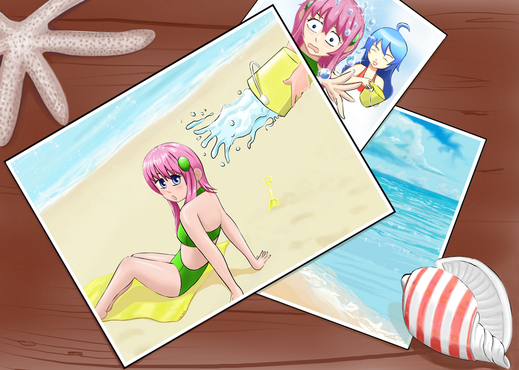 Contest  Entry - Lily makes a splash by Goodguy67