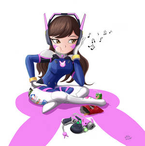 Break Time D.va