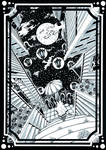 Night Dreamer (Inked Art)