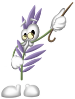 Grampa Lavender by Janusart