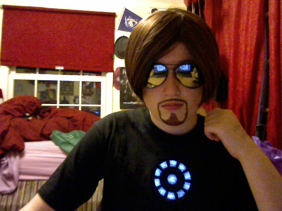 Tony Stark Cosplay by cosplaywanna on DeviantArt Tony Stark Cosplay