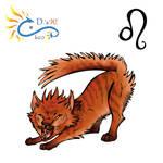 Lion - Feline Zodiac by LeoDragonsWorks