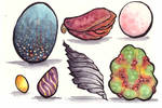 Fantasy Eggs - FREE Adoptables CLOSED
