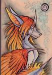 Phoenix Dragon Quire