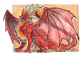 ACEO for LadyFromEast by LeoDragonsWorks