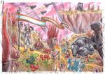 New Worlds - No Man's Sky by LeoDragonsWorks
