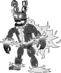 Silveflame Jack-O-Bonnie by SaltyGibusEdits