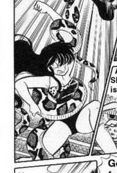 A snake wrapping sakura 3 chapter 189