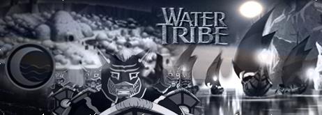 Southern Water Tribe by Byakkohimesama