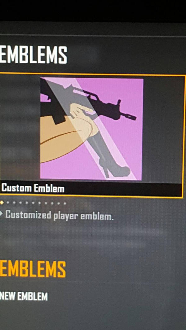 My Black ops 2#Emblem by BabygirlDja1996 on DeviantArt