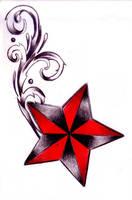 Nautical Star by daelin-reid