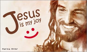 Jesus is my joy by mrmr96