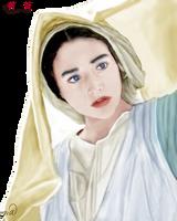 Virgin Mary by mrmr96