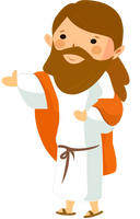 jesus- vector by mrmr96