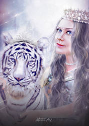 she and her tiger