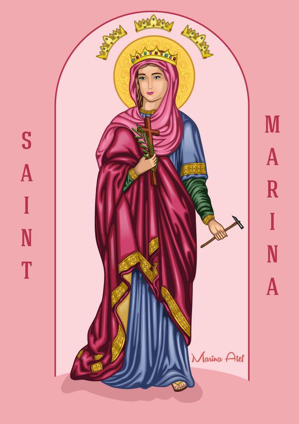 Saint Marina by mrmr96