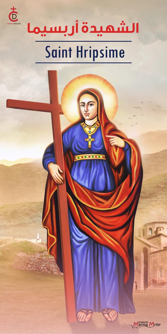 St.Hripsime by mrmr96