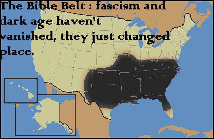 Bible Belt by NurIzin