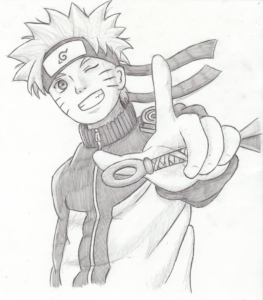 Naruto Drawings: Happy Birthday, Naruto! By Pura-cera On DeviantArt