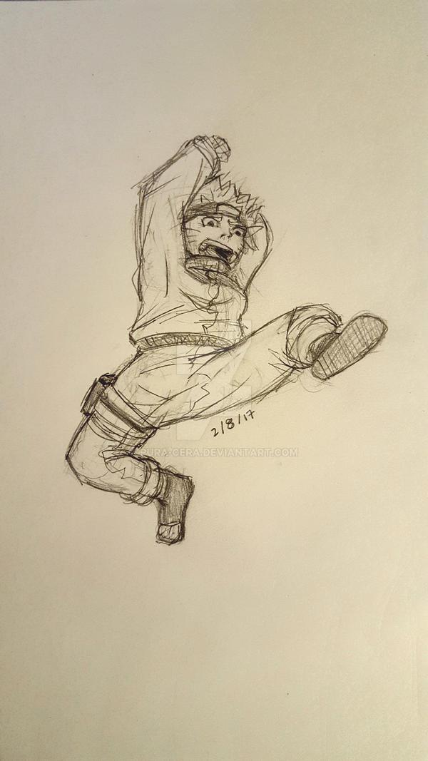 Naruto doodle by pura-cera
