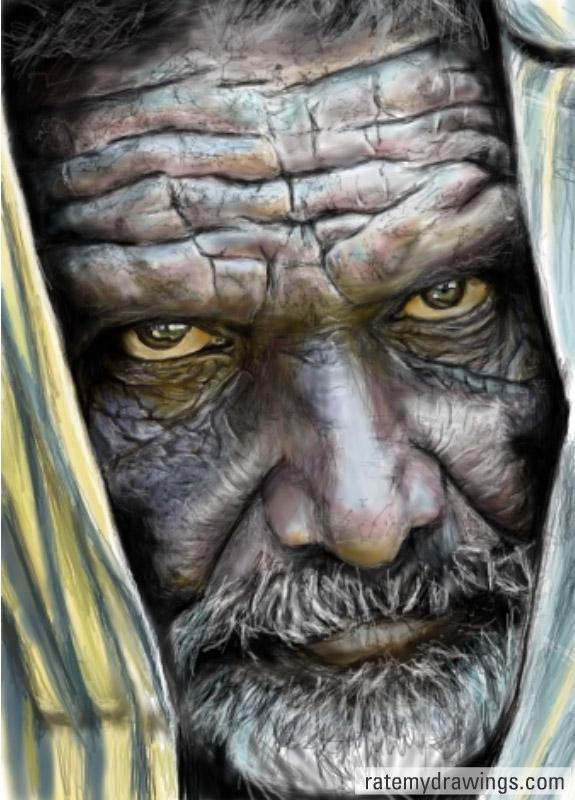 Old Man by erbusch
