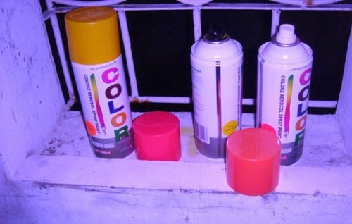 spray paint cans by madi006