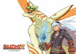 Breath of FIre IV Fou-Lu