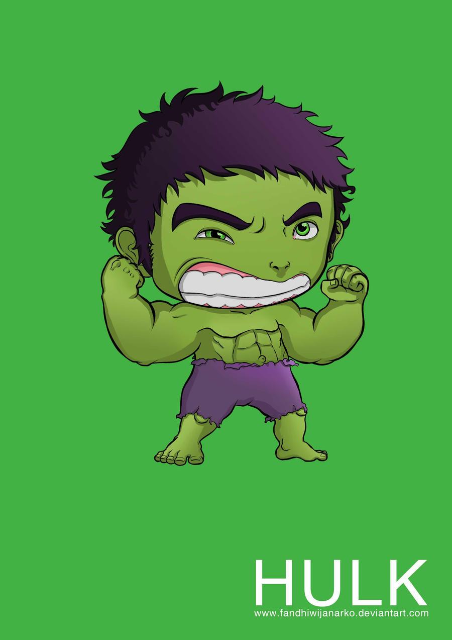 Hulk Chibi | www.imgkid.com - The Image Kid Has It!