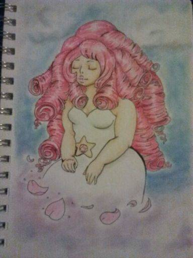 Rose Quartz  by JohnnyMorphine