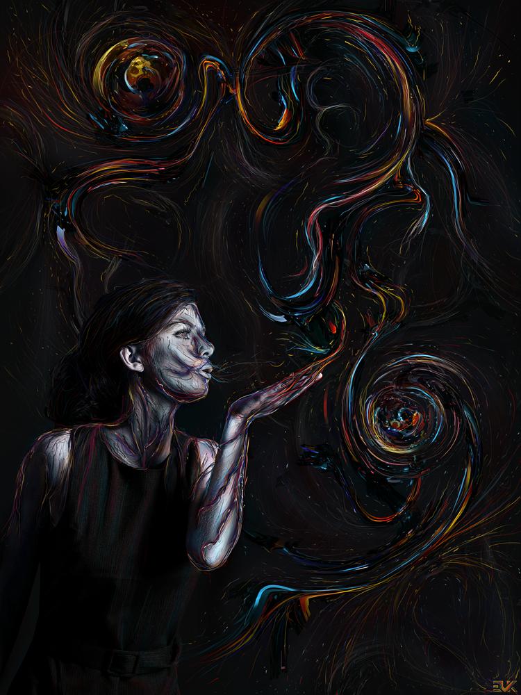 Femmes Infectées by Marvin Zelada