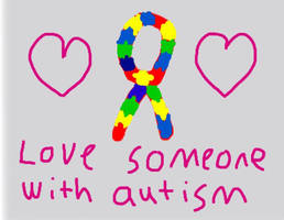 Love for autistic people