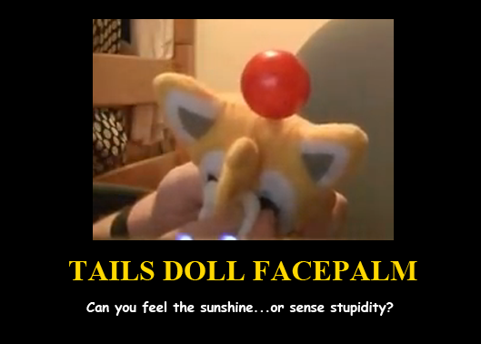 tails_doll_facepalm_meme_by_totallydeviantlisa d8m23aw tails doll facepalm meme by totallydeviantlisa on deviantart