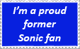 Proud former Sonic the Hedgehog fan stamp by TotallyDeviantLisa