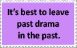 It's better to let outdated drama be by TotallyDeviantLisa