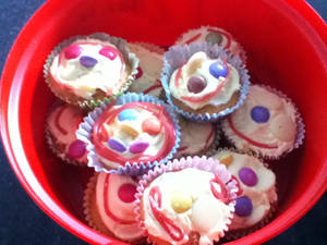Sweet Cupcakes From Late 2012