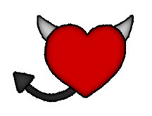 Red Succubus Heart