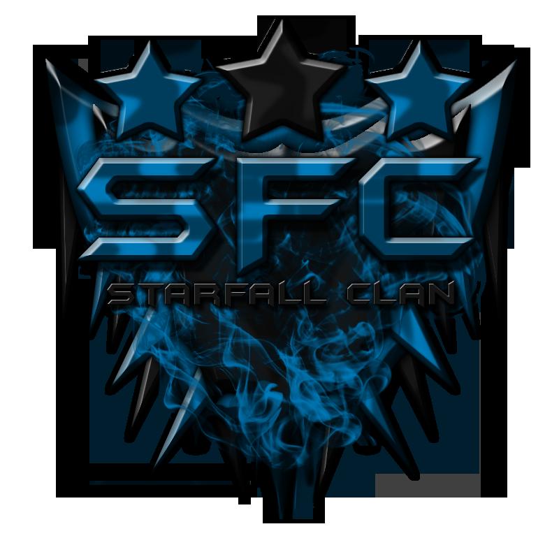 Graphic Designers Logos Design Starfall Clan Logo