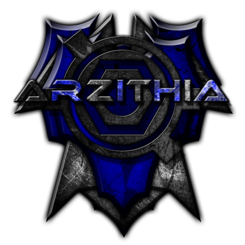 elite graphic design arzithia logo by questlog on deviantart