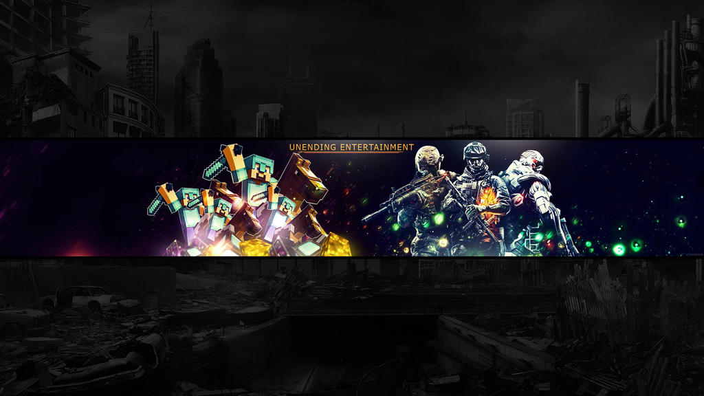 Pictures of Youtube Channel Art Gaming Backgrounds - #rock-cafe