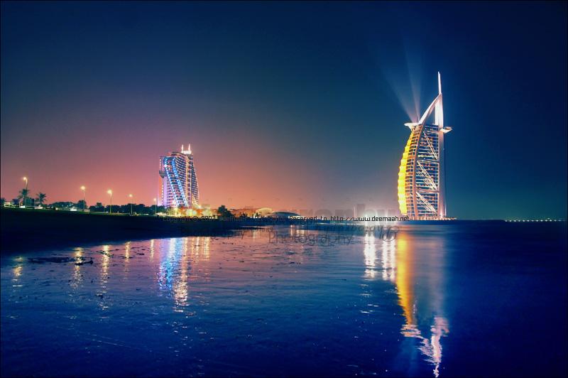 Burj Al Arab By Deemaah On Deviantart