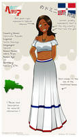 .:APH OC:. Dominican Republic by H-arib