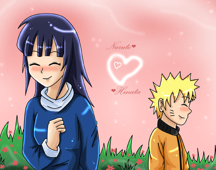 Naruto x Hinata : Love You: by dbzfannie on DeviantArt
