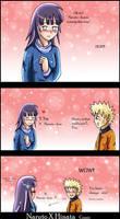 Naruto meets Hinata :comic: by dbzfannie