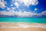 caribbean beach wallpaper HD