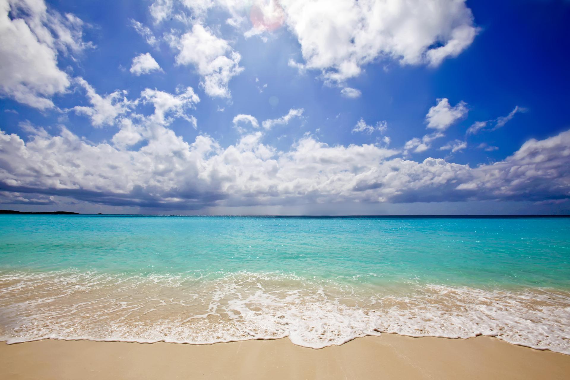 Caribbean Beach Wallpaper HD By Venomxbaby